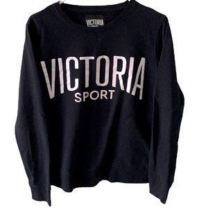 Victoria Sport Navy Crewneck Sweatshirt